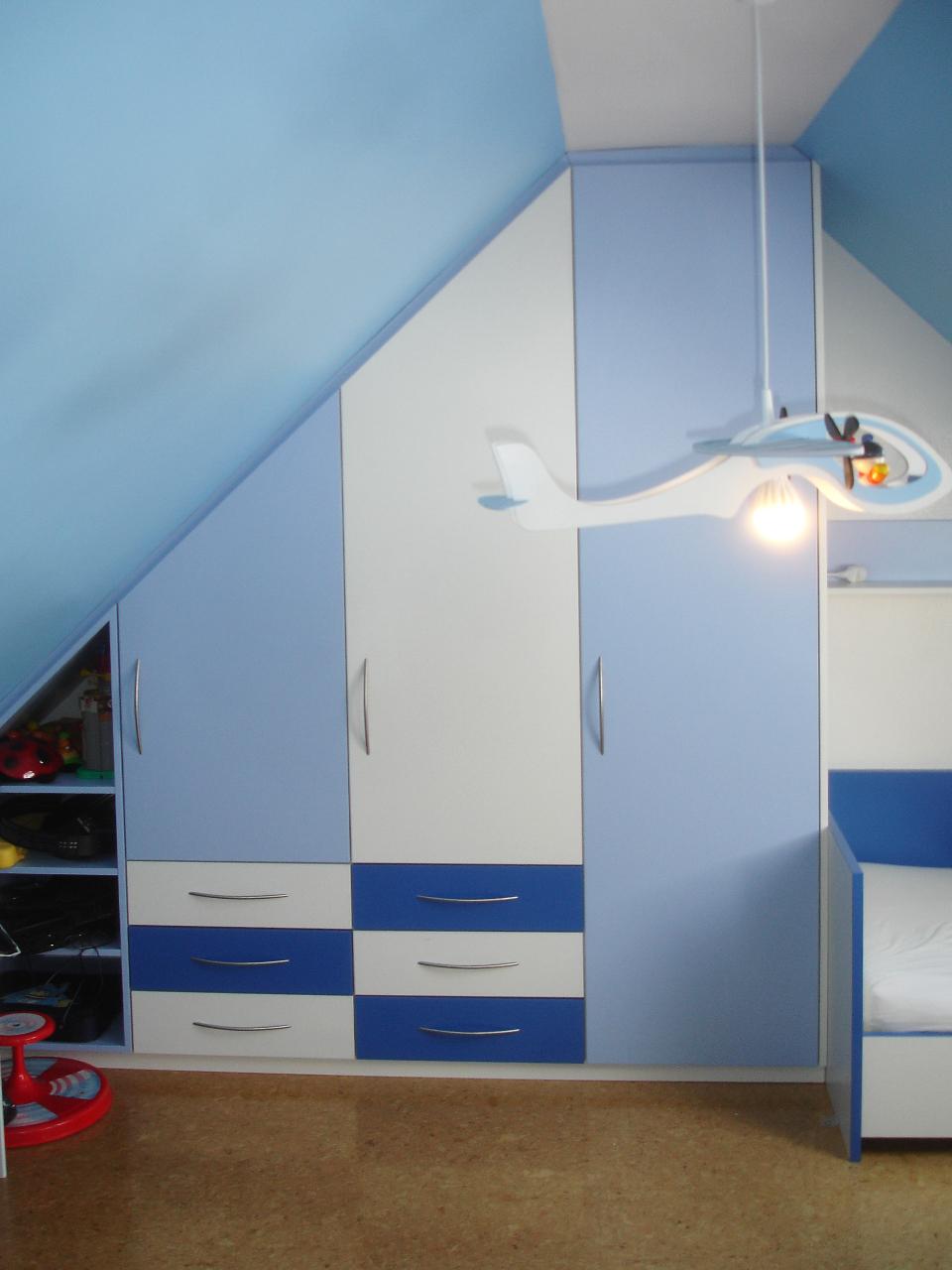 Kinderzimmer – Schreinerei Aschauer